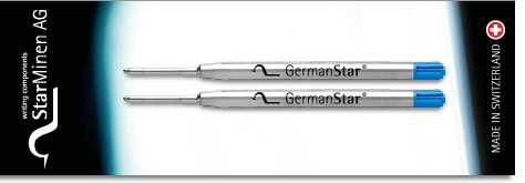 G2 Large Capacity Ball Pen Refill