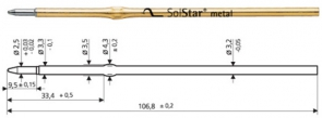 X20 MS FB SolStar® metal